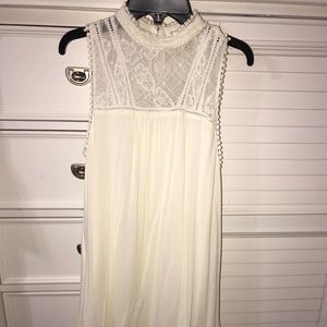 Taylor & Sage Dresses - off white dress